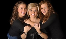 $18 for a 30-Minute Photo Shoot with Prints and One Digital Image at Studio One to One (Up to $169.95 Value)