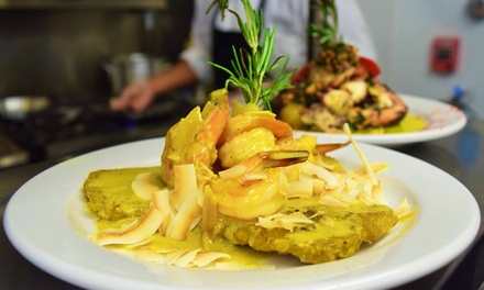 Tapas and Drinks for Two or Four at 10 Rocks Tapas Bar (Up to 49% Off)