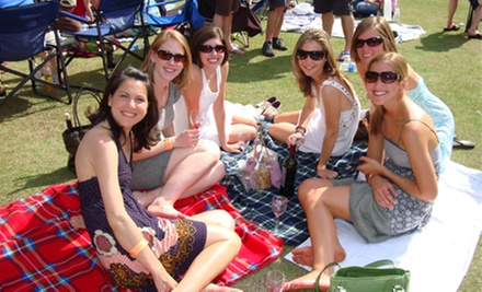 $15 for Great Grapes Wine, Arts & Food Festival at Oregon Ridge Park on June 1 and 2 ($27 Value)