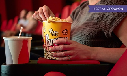 Movie, Sodas, and Popcorn for Two or Four at Edmonds Theater (Up to 43% Off)