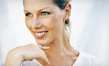 One or Three Radiofrequency Skin-Tightening Treatments for the Face and Neck at Enlighten Laser (Up to 79% Off)