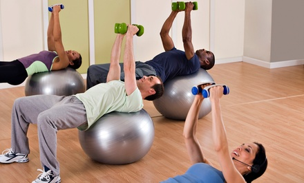 Four Weeks of Boot Camp for One or Two at SpeedDoctorz2 (Up to 56% Off)