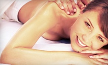 Swedish Massage, Facial, or Both at Hot Hands Studio &amp; Spa (Up to 61% Off)