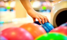 $15 for One Hour of Weekend Bowling for Up to Four with Shoe Rental at Del-Mar Lanes (Up to $31.68 Value)