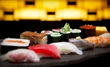 $10 for $20 Worth of Sushi and Japanese Cuisine at Mizumi Sushi Bar & Grill