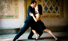 10 Beginner Tango Classes or 8 Intermediate Tango Classes at Tango with Jon (Up to 84% Off)