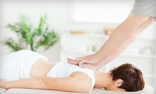 $15 for a Chiropractic Adjustment and Soft-Tissue Work at Oak Haven Massage ($49 Value)