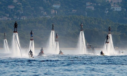 30-Minute or 60-Minute Flight Course and Beginner Pilot Course at NTX Flyboard (Up to 50% Off)