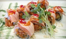 $15 for $30 Worth of Sushi and Drinks at Dolce Coffee & Sushi