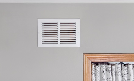 $99 for Air-Duct Cleaning of Up to 15 Vents from Sterling Cleaning and Restoration (Up to $302.50 Value)
