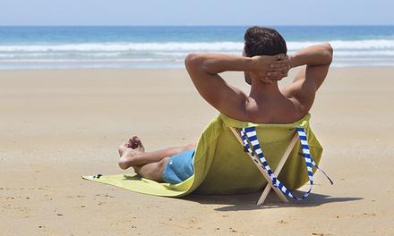 Origama: almofada Dream Pillow, bolsa Back Pocket, toalha Flat Seat ou Sun Seat ou conjunto de produtos desde 14,90€