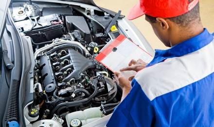 One or Three Oil Changes and Tire Rotations at Denver Automotive and Diesel Center (Up to 54% Off)