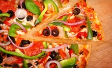 $10 for $20 Worth of Casual Food at Luke 'n Ollie's Pizzeria