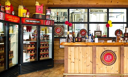 $16for a Tour and Tasting with Souvenir Glasses and Coasters at Lake of Bays Brewing Co. ($27Value)