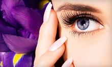 Eyelash Extensions at Eye Love Lash &amp; Nail Studio (Up to 60% Off). Four Options Available.