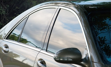 $159 for Tinting of Five Car Windows at PolarizAuto ($325 Value)