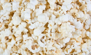 Gourmet Popcorn At Doc Popcorn (50% Off). Two Options Available.
