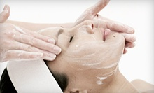 One or Three Ultrasonic Facials at Amethyst Skin Care (Up to 59% Off)