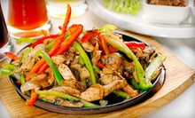 Mexican Cuisine for Dinner or Lunch at Gallo de Oro (Half Off)