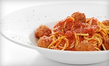 $15 for $30 Worth of Italian Cuisine and Drinks at Enzo's Trattoria