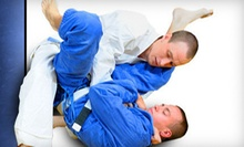 5, 10, or 20 Beginner's Brazilian-Jiujitsu Classes with Uniform at Brooklyn Martial Arts (Up to 88% Off)