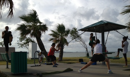 Up to 67% Off Bootcamp Classes at X-Train: Corpus Christi