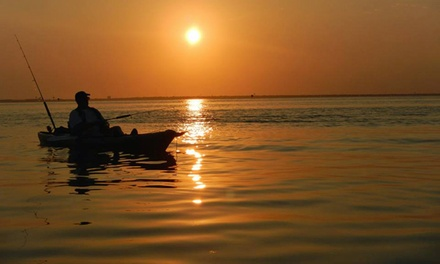 Four-Hour Guided Kayak Fishing Tour for One or Two with Kayak Fishing Destin (Up to 53% Off)