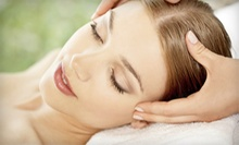 One or Three Massages, Facials, or Reflexology Sessions at Healing in Harmony Wellness Center (Up to 53% Off)