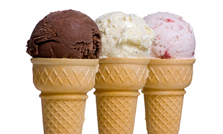Homemade Ice Cream at Applegate Farm (Up to 42% Off). Two Options Available.