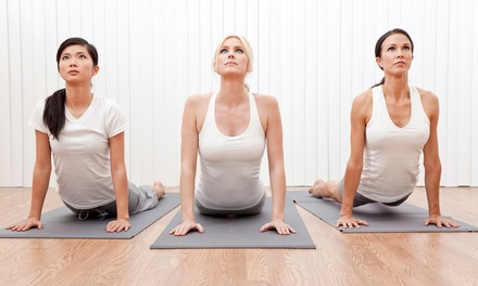 Philadelphia: 10 or 20 Women's Yoga Classes, or 5 Yoga Classes for Kids or Teens at Divine Play Space (Up to 73% Off)