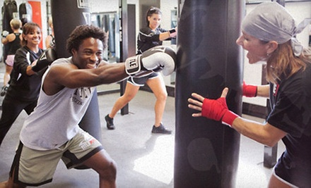 Two Weeks or One Month of Unlimited Boxing Classes and Hand Wraps at Title Boxing Club (62% Off)