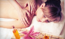 One 60-Minute Swedish, Deep-Tissue, or Aromatherapy Massage at First Choice Spa (Up to 62% Off)