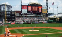 Water-Limo Shuttle to a Pirates Game for One, Two, or Four from Pittsburgh Water Limo (Half Off)