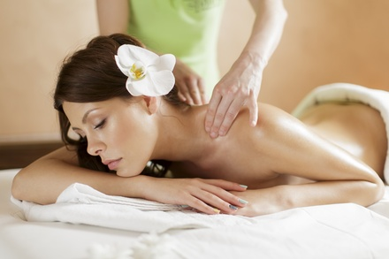 60-Minute Therapeutic Massage from Massage Rx Therapy (49% Off)