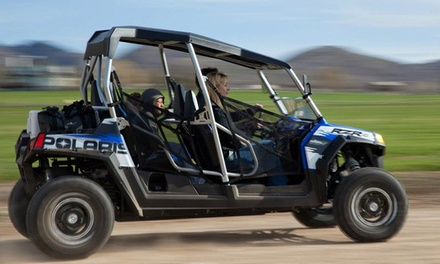 Two- or Four-Hour Off-Road Adventure for up to Four People from Adventure Haus (Up to 50% Off)