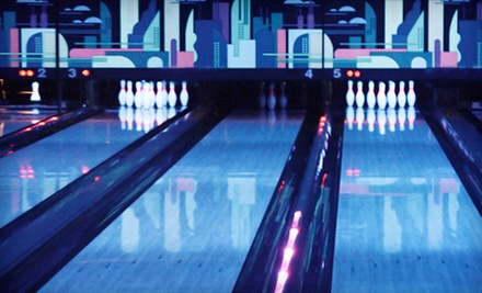 Bowling for Up to Six People or Kids' Bowling-Party Package for Up to Eight at Castaways Bowl (Up to 72% Off)