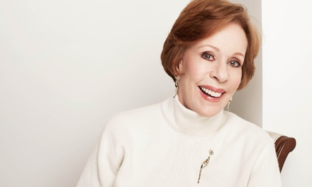Carol Burnett: An Evening Of Laughter at Westchester County Center on April 17 (Up to 37% Off)