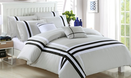 Season's Collection Comforter Set or Duvet Cover Set from $69.99–$139.99