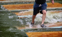 Entry for One or a Four-Person Team to Mega Mud Run Challenge on Saturday, September 7 (Up to 58% Off)