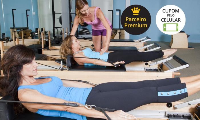 Momento Pilates - Recife: Momento Pilates – Pina: 1 ou 3 meses de pilates com avaliação física inclusa