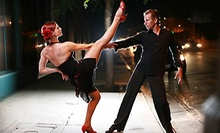 Group Dance Lessons and Dance Parties at Elite Ballroom (Up to 88% Off). Three Options Available.