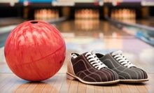 $24 for Two Hours of Bowling with Pizza and Drinks for Six at North Bowl Lanes ($49.95 Value)