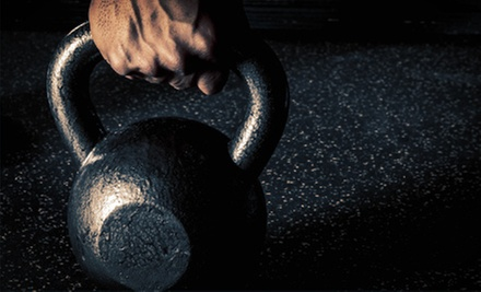 $49 for Eight Spark Kettlebell Classes at Firebellz ($175 Value)