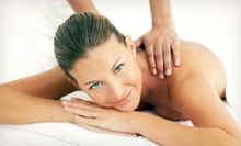 60- or 90-Minute Deep-Tissue or Relaxation Massage at Wisdom Resonates Massage Therapy (Up to 53% Off)