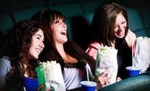 Movie, Drinks, and Popcorn for Two or Four at Joy Cinema and Pub (Up to 67% Off)