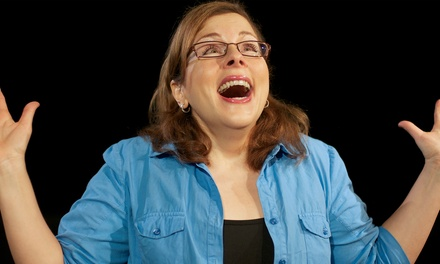 Standup Show Hosted by Mary Dimino at 13th Street Repertory Company on October 17–December 6 (Up to 81% Off)