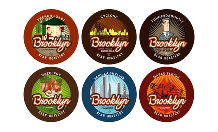 40-Count Brooklyn Bean Single-Serve Coffee