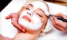 One or Three European Facials or Microdermabrasion Sessions at Master Creations Salon (Up to 65% Off)