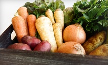 Home-Delivered Produce and Farm-Fresh Goods from Papa Spud's (Up to 53% Off). Two Options Available.
