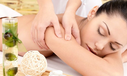 One or Two 60-Minute Chinese Acupressure Massages at Boston Pain Relief Massage (Up to 47% Off)